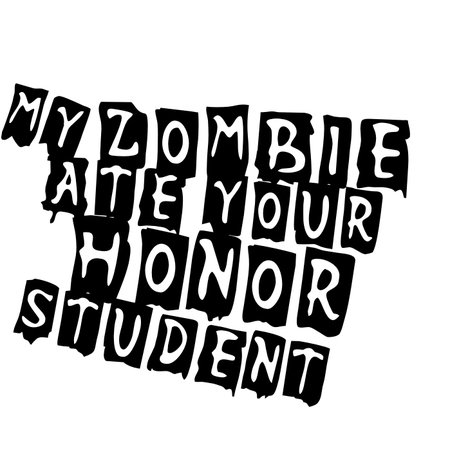 zombie decals kill or be eaten - 450×450