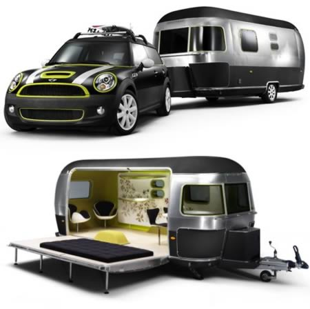 10 Coolest Travel Trailers travel trailers Oddee