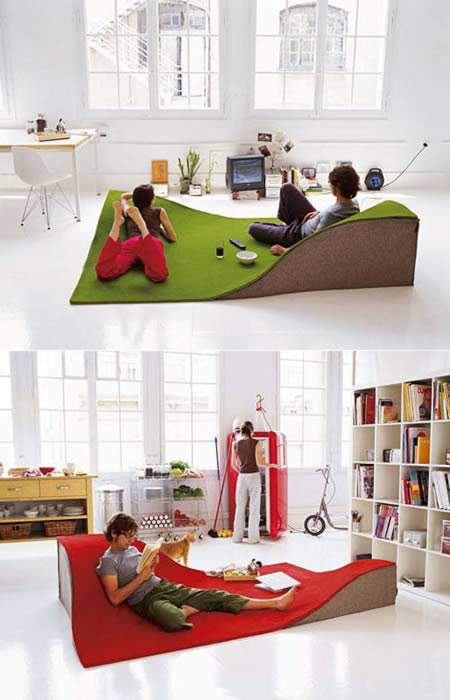 10 Coolest Floor Pillows - floor pillows, cool pillows - Oddee