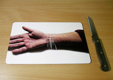 Elegant Weird Cutting Board Design By Antje Gerwien, From The University Of Weimar,  Created For A Company Named ReVital.