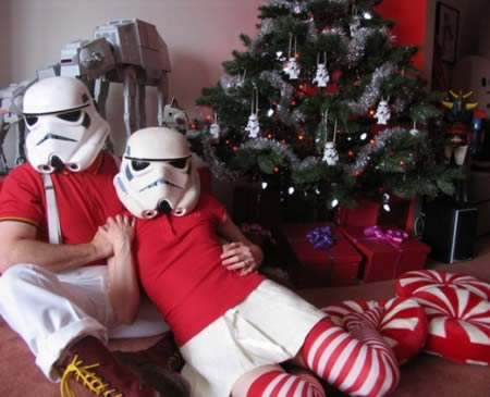 Geek Christmas.10 Of The Geekiest Christmas Trees Geekiest Christmas