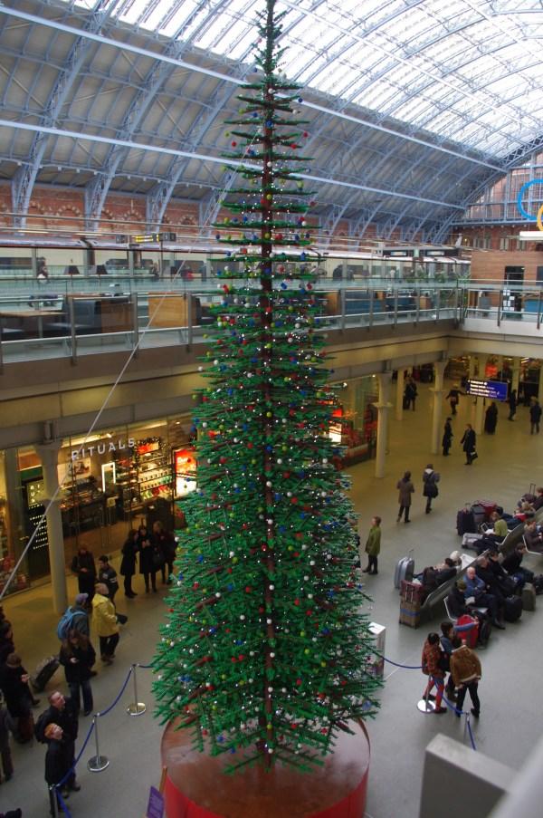 8world s largest lego christmas tree