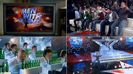 """d544f49d3e1086 This Heineken commercial is a continuation of the """"Walk-in Fridge"""" and  """"Walking Fridge"""" commercials. It shows what women love versus what men  adore."""