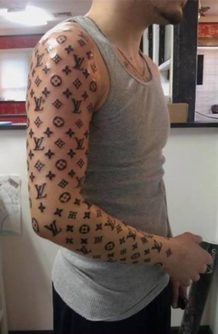 12 Worst Tattoos of 2011 - worst tattoos - Oddee
