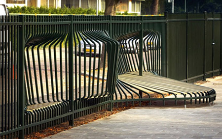 Creative Fence Design By Tejo Remy Might Help You Find Inspiration. Home  And Garden Fence Can Also Be Used As A Playground.