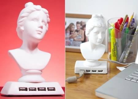 10 Craziest USB Hubs - cool usb hubs
