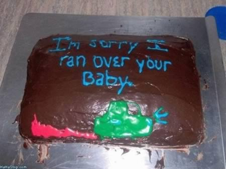 12 Funniest Texts for a Cake birthday cake text cake text Oddee