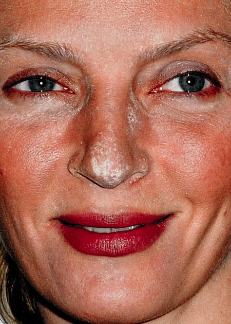 Close Up Portrait Of A: 20 Scariest Celebrity Close-Ups