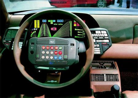 Strangest Car Dashboards Car Dashboard Oddee - Cool car dashboards