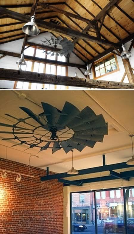 10 Unique Ceiling Fans unique ceiling fans Oddee