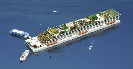Yacht Island Design 10 most incredible luxury yachts - luxury yachts - oddee
