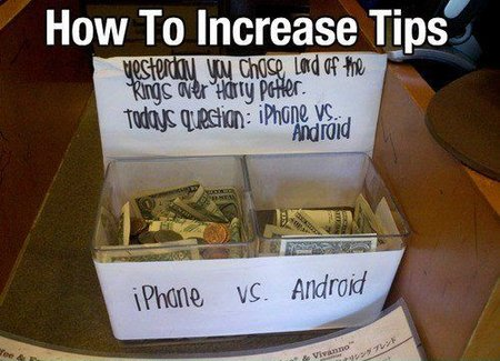 12 Cleverest Tip Jars - tip jar, funny tips - Oddee