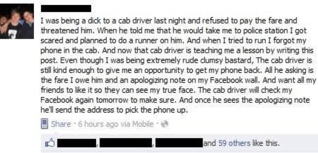 Nicest Cab Driver Ever