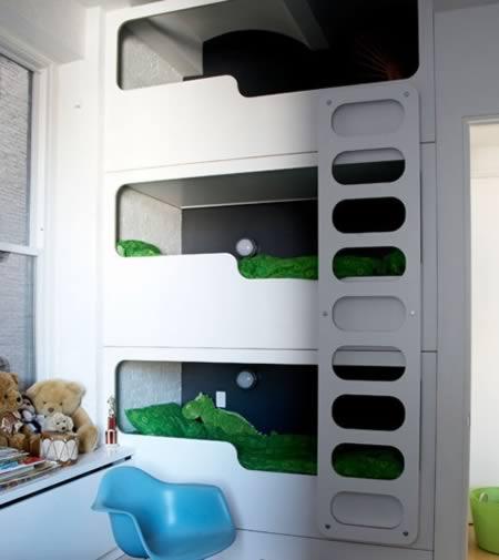 10 Weird But Totally Cool Bunk Beds Cool Bunk Beds Bunk Beds Oddee