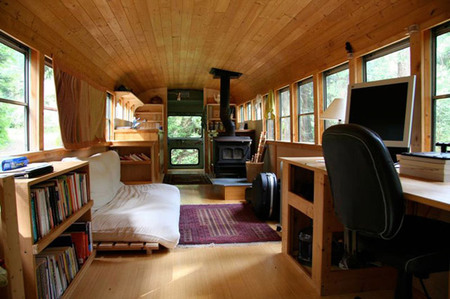10 Coolest Homes Made From Vehicles Coolest Houses Oddee