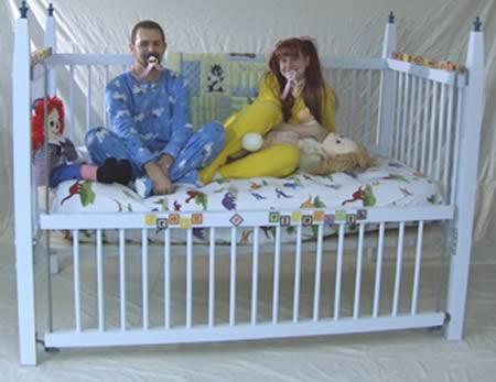 10 Strangest Adult Babies Adult Baby Infantilism Oddee