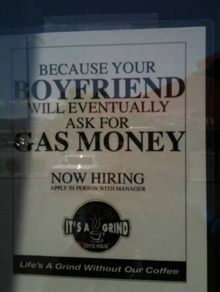 12 Hilarious Job Ads Job Advertisement Job Ads Oddee