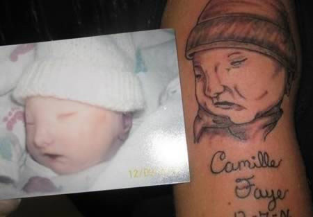 12 Of The Best And Worst Parents Tattoos Worst Tattoo