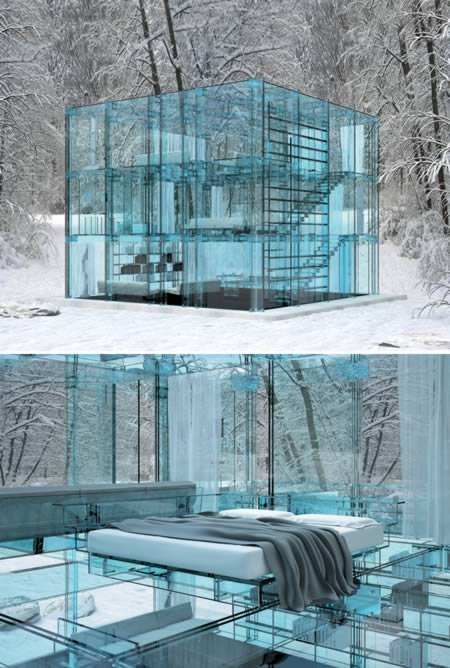 11 most amazing glass houses glass houses glass house oddee. Black Bedroom Furniture Sets. Home Design Ideas