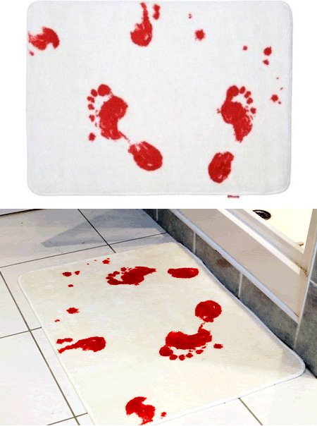 Weird Rugs 12 unusual bath rugs & mats - cool rugs, cool mats - oddee