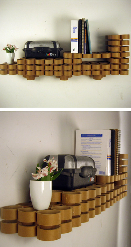 12 Amazing Things Made With Cardboard Tubes Oddee