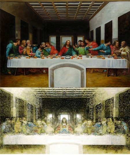 10 Famous Paintings with Hidden Codes Oddee