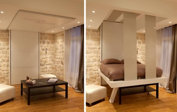 8 Coolest Murphy Beds - Oddee