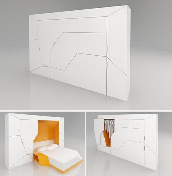 7Boxettiu0027s Wall Bed
