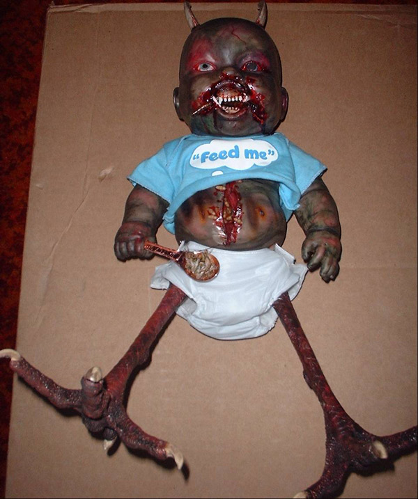 10 Creepiest Dolls Oddee