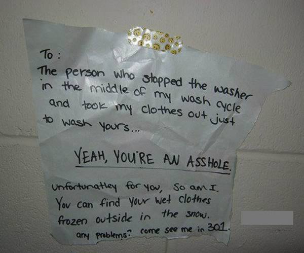Funny Laundry Signs Fascinating 13 Funniest Laundry Signs  Oddee Inspiration Design