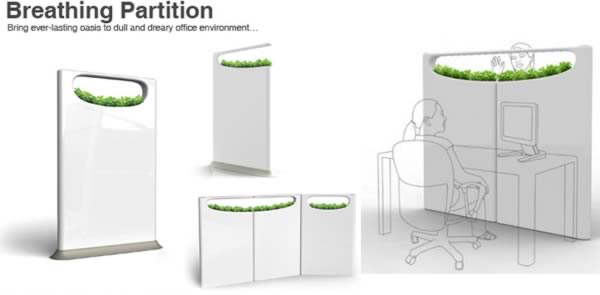 cool office dividers. 10Ecofriendly Space Divider Concept Cool Office Dividers H