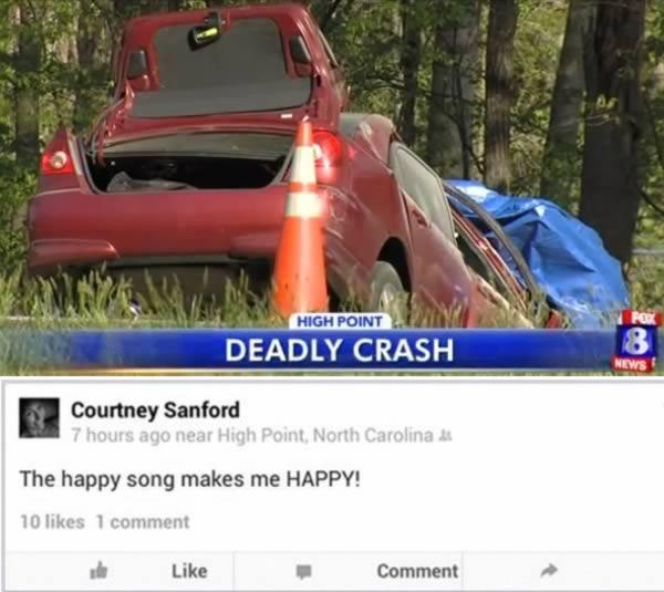La Crescenta Car Crash