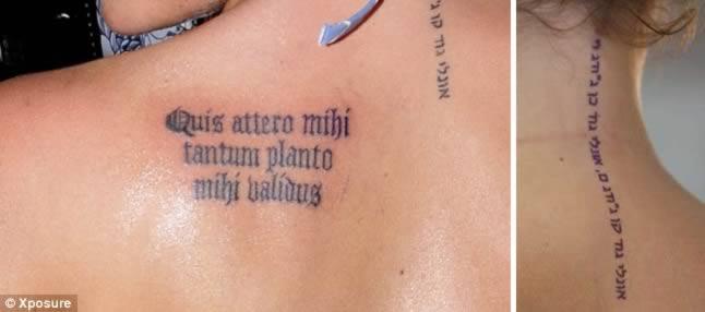 12 Badly Translated Tattoos Oddee