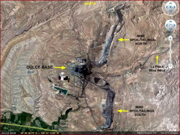 10the Dulce Base The Real Area 51