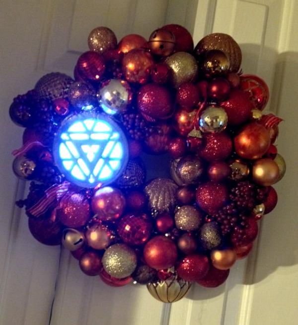 3 Wreath Door Decoration