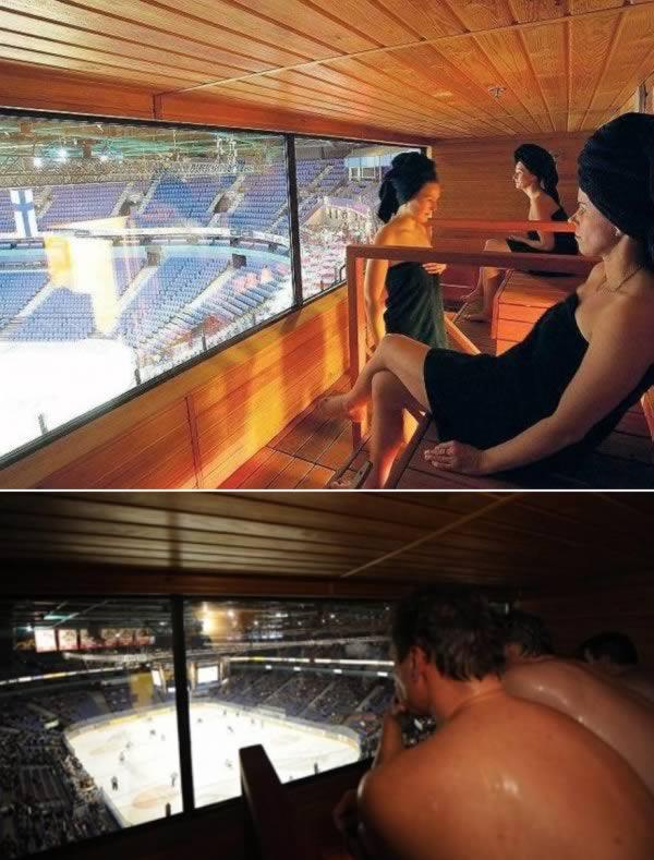 9 Most Awesome Stadium Luxury Boxes Oddee
