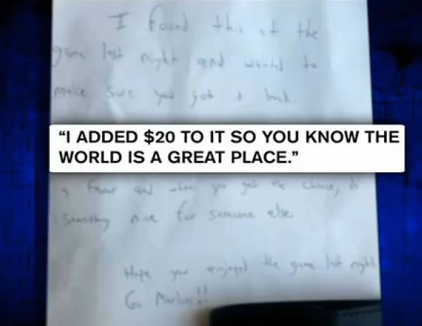 10 Most Heartwarming Anonymous Notes  Oddee