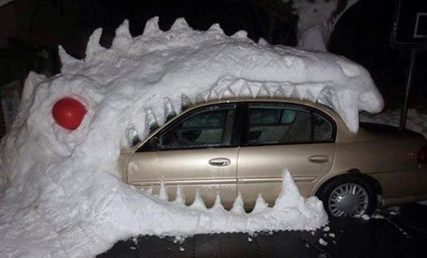 Fun things to do in snow oddee