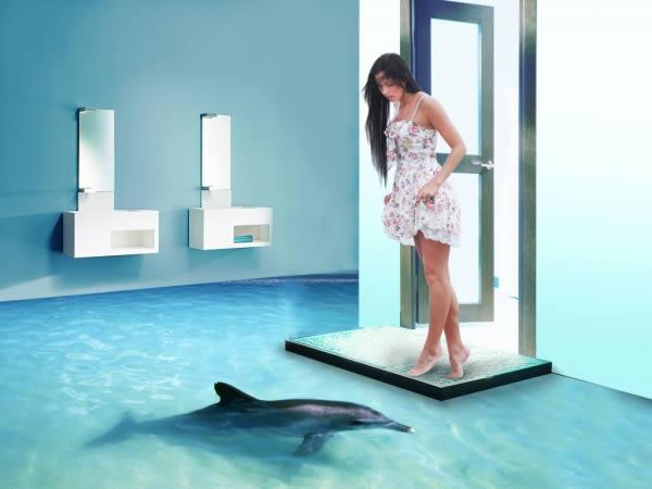 Floor Design 12 awesome 3d interior floor designs - oddee