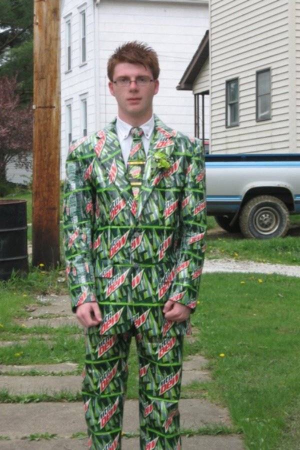 12 Crazy Business Suits - suits, business, office, work, cool ...