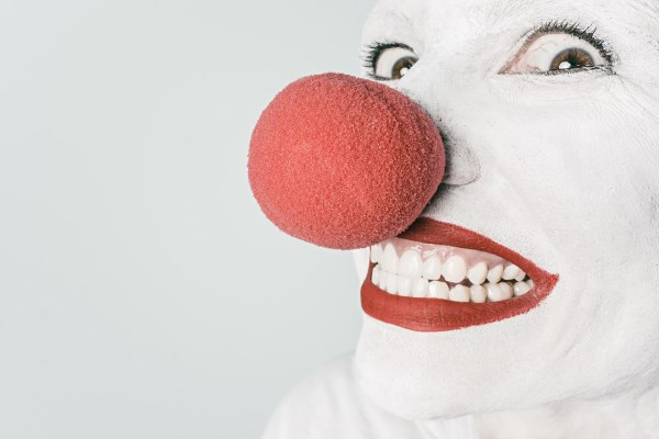 Clown only dating site