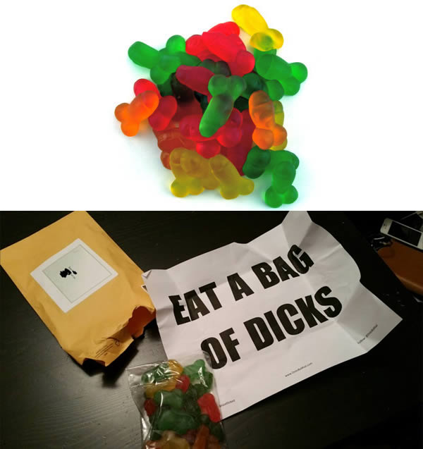 1A Bag Full Of Dicks