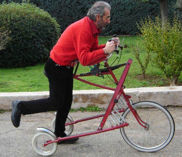 15 awesome crazy bike mods bikes riding trikes hacks mods oddee. Black Bedroom Furniture Sets. Home Design Ideas