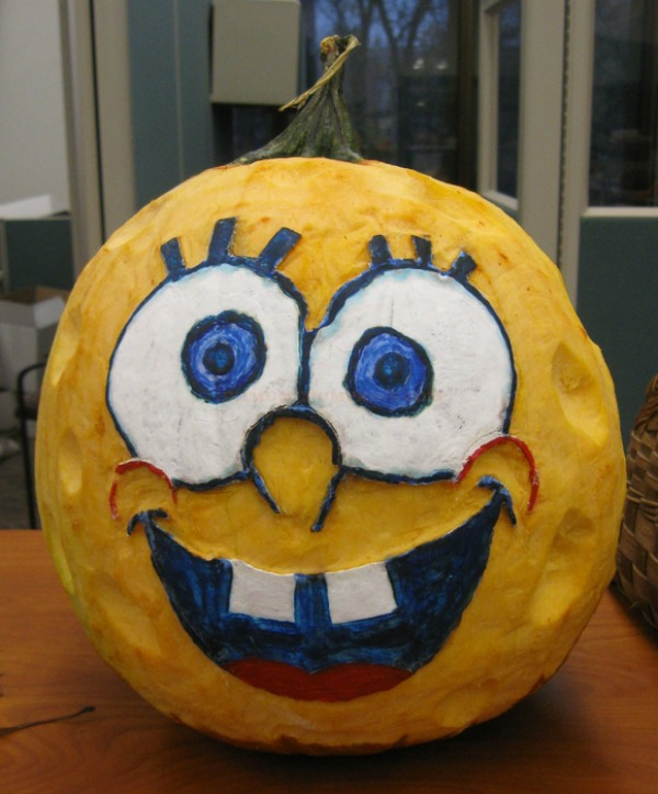 16 Clever Pumpkin Carving Ideas Pumpkins Halloween Art