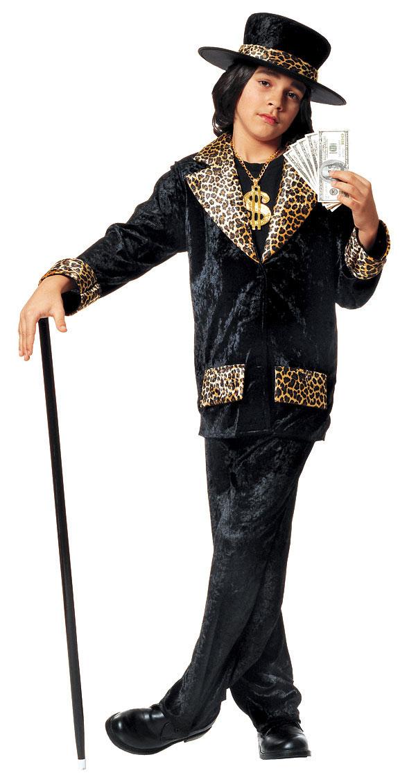 8Kids Mac Daddy Pimp Costume  sc 1 st  Oddee & 10 More Inappropriate Kidu0027s Costumes - Oddee