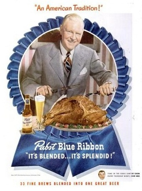 The Hipster Beer Of 2015 Was Once An American Tradition At Thanksgiving