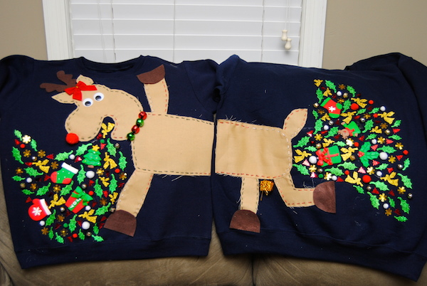 13 Weird Christmas Sweaters Oddee