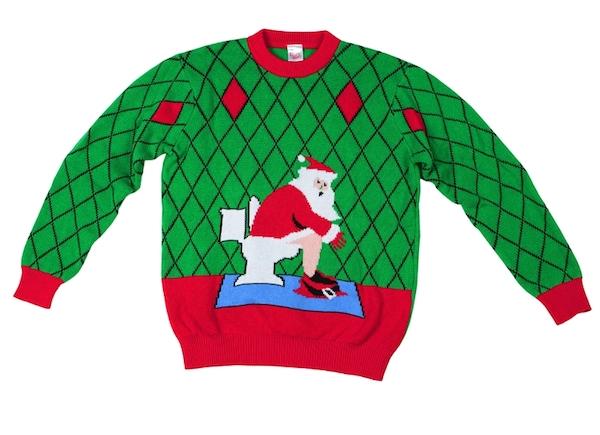 13 Weird Christmas Sweaters Oddee