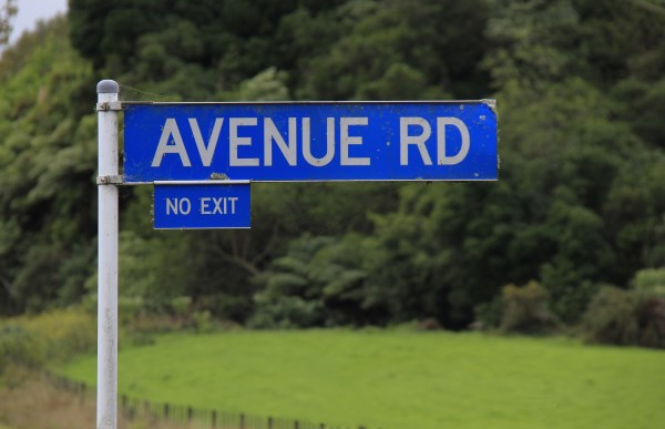 9 controversial street names oddee
