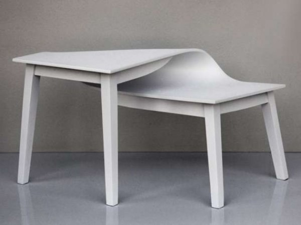 4Distorted Table - 10 More Cool Tables - Oddee